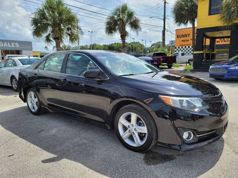 2014 Toyota Camry for sale at Trust Motors in Jacksonville FL