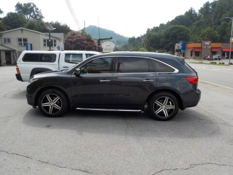 2014 Acura MDX for sale at EAST MAIN AUTO SALES in Sylva NC