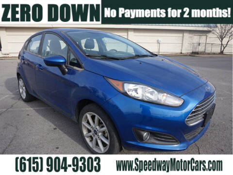 2019 Ford Fiesta for sale at Speedway Motors in Murfreesboro TN