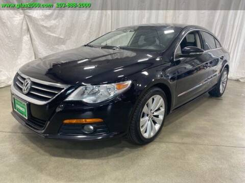 2010 Volkswagen CC for sale at Green Light Auto Sales LLC in Bethany CT