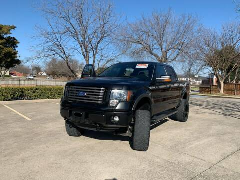 2012 Ford F-150 for sale at Z AUTO MART in Lewisville TX