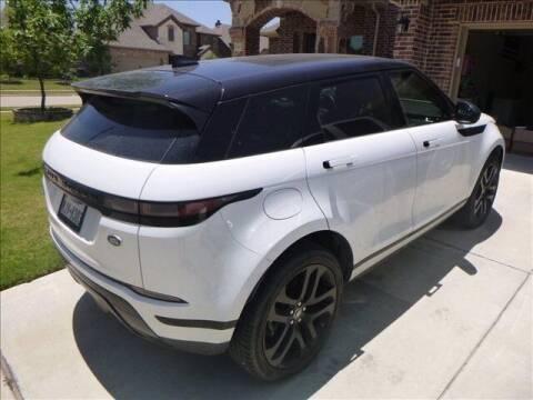 2020 Land Rover Range Rover Evoque for sale at BMW of Schererville in Schererville IN