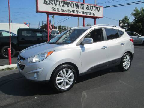 2010 Hyundai Tucson for sale at Levittown Auto in Levittown PA