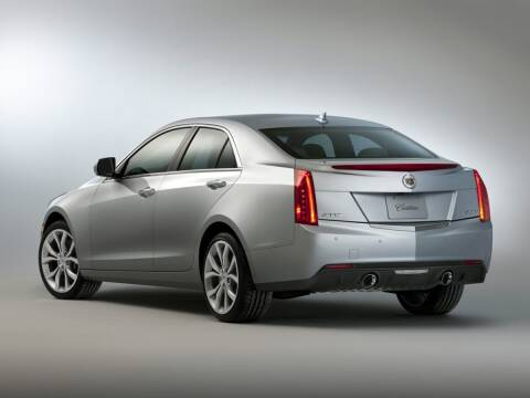 2014 Cadillac ATS for sale at Your First Vehicle in Miami FL