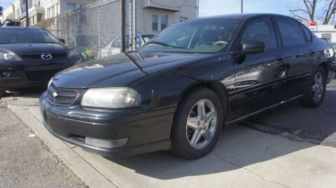 2004 Chevrolet Impala for sale at GM Automotive Group in Philadelphia PA