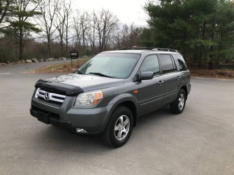 2008 Honda Pilot for sale at Nala Equipment Corp in Upton MA