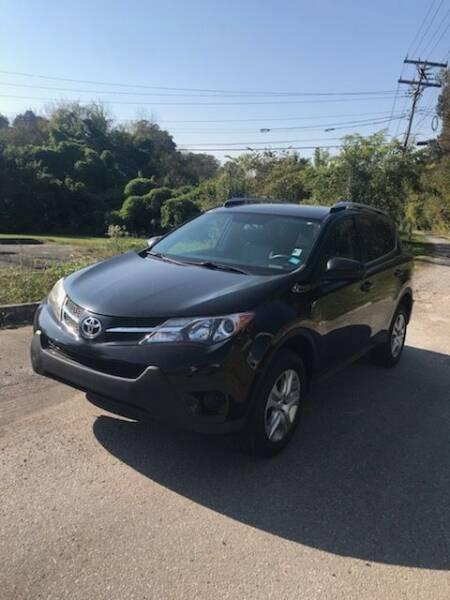 2014 Toyota RAV4 for sale at Dependable Motors in Lenoir City TN