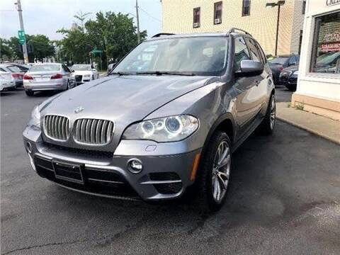 2012 BMW X5 for sale at ADAM AUTO AGENCY in Rensselaer NY