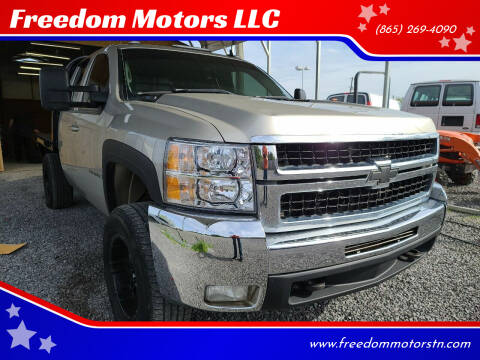 2008 Chevrolet Silverado 2500HD for sale at Freedom Motors LLC in Knoxville TN