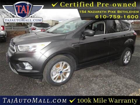 2017 Ford Escape for sale at Taj Auto Mall in Bethlehem PA