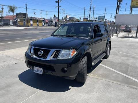 2008 Nissan Pathfinder for sale at Hunter's Auto Inc in North Hollywood CA