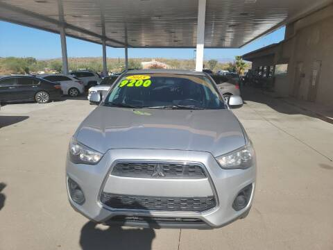 2015 Mitsubishi Outlander Sport for sale at Carzz Motor Sports in Fountain Hills AZ