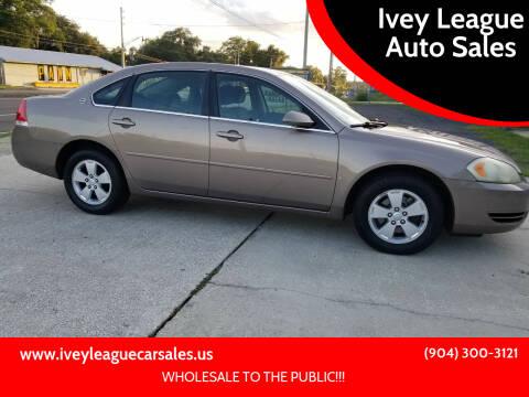 Used Chevrolet Impala For Sale In Jacksonville Fl Carsforsale Com