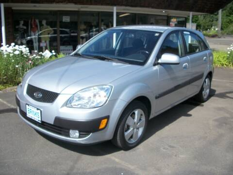 2009 Kia Rio5 for sale at Brinks Car Sales in Chehalis WA