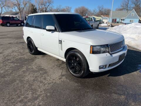 2012 Land Rover Range Rover for sale at Quality Automotive Group Inc in Billings MT