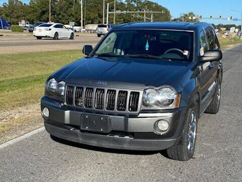 2007 Jeep Grand Cherokee for sale at Double K Auto Sales in Baton Rouge LA