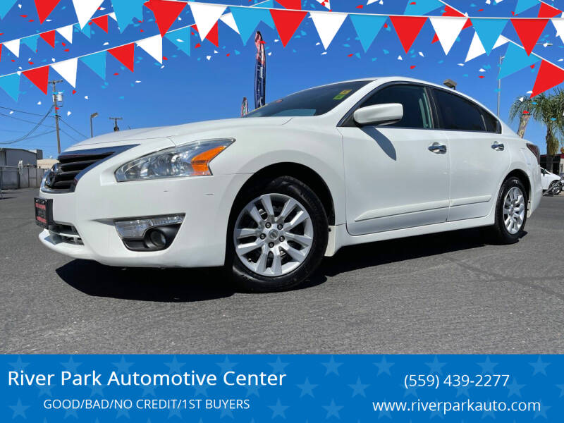 2014 Nissan Altima for sale at River Park Automotive Center in Fresno CA