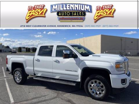 2017 GMC Sierra 3500HD for sale at Millennium Auto Sales in Kennewick WA
