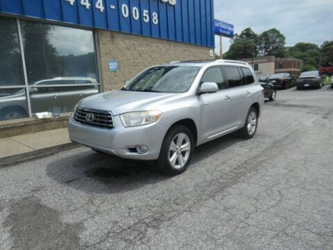 2010 Toyota Highlander for sale at Southern Auto Solutions - 1st Choice Autos in Marietta GA