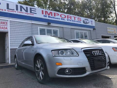 2011 Audi A6 for sale at Top Line Import of Methuen in Methuen MA