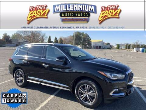 2017 Infiniti QX60 for sale at Millennium Auto Sales in Kennewick WA