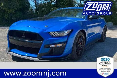 2021 Ford Mustang for sale at Zoom Auto Group in Parsippany NJ