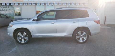 2010 Toyota Highlander for sale at HomeTown Motors in Gillette WY