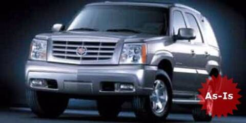 2004 Cadillac Escalade for sale at Stephen Wade Pre-Owned Supercenter in Saint George UT
