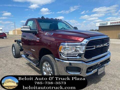 2021 RAM Ram Chassis 3500 for sale at BELOIT AUTO & TRUCK PLAZA INC in Beloit KS