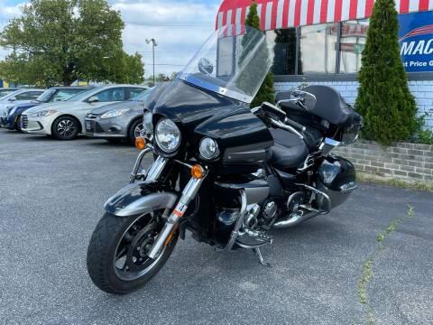 2016 Kawasaki Vulcan 1700 Voyager ABS for sale at Mack 1 Motors in Fredericksburg VA
