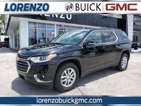 2020 Chevrolet Traverse for sale at Lorenzo Buick GMC in Miami FL