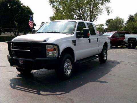 2008 Ford F-250 Super Duty for sale at Stoltz Motors in Troy OH