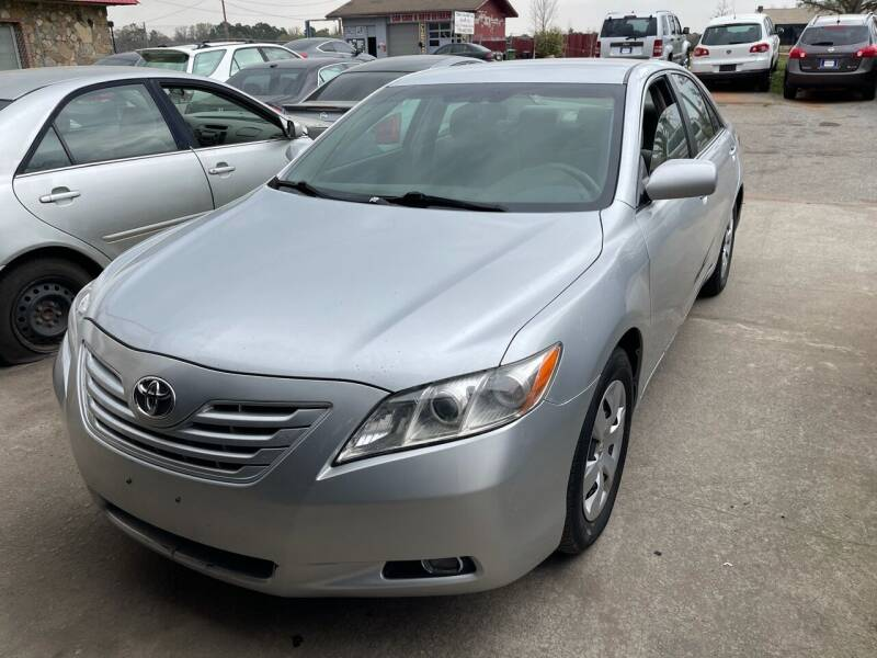 2007 Toyota Camry for sale at Noel Motors LLC in Griffin GA