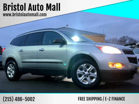 2012 Chevrolet Traverse for sale at Bristol Auto Mall in Levittown PA