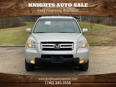 2006 Honda Pilot for sale at Knights Auto Sale in Newark OH