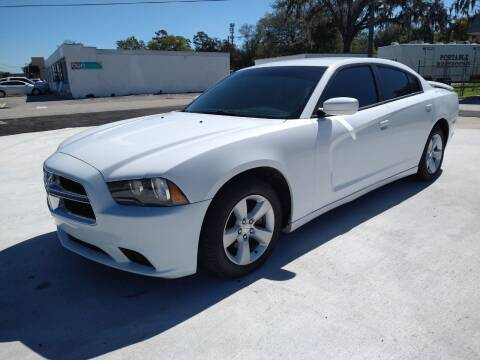 2014 Dodge Charger for sale at NINO AUTO SALES INC in Jacksonville FL