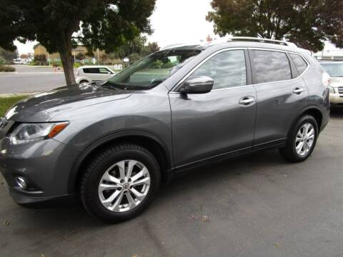 2015 Nissan Rogue for sale at KM MOTOR CARS in Modesto CA