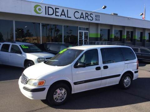 2000 Chevrolet Venture for sale at Ideal Cars Apache Trail in Apache Junction AZ