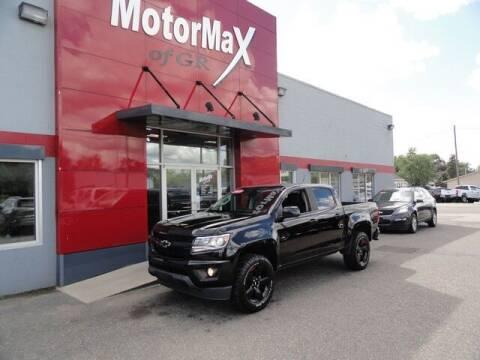 2018 Chevrolet Colorado for sale at MotorMax of GR in Grandville MI
