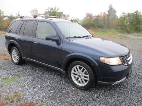 2007 Saab 9-7X for sale at Saratoga Motors in Gansevoort NY