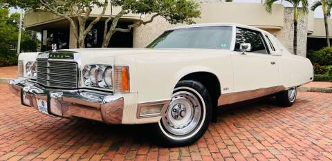 1974 Chrysler New Yorker for sale at PennSpeed in New Smyrna Beach FL