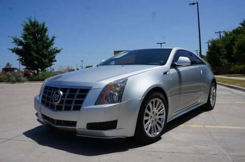 2013 Cadillac CTS for sale at International Auto Sales in Garland TX