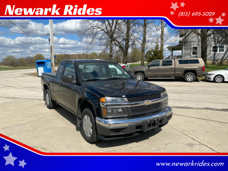 2007 Chevrolet Colorado for sale at Newark Rides in Newark IL
