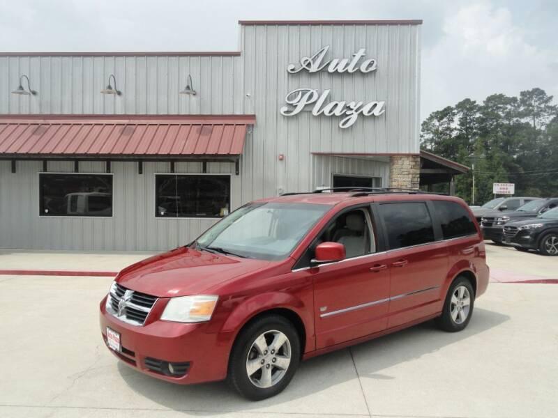2009 Dodge Grand Caravan for sale at Grantz Auto Plaza LLC in Lumberton TX