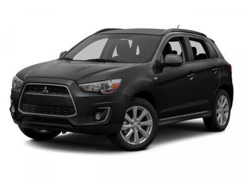 2013 Mitsubishi Outlander Sport for sale at Bergey's Buick GMC in Souderton PA