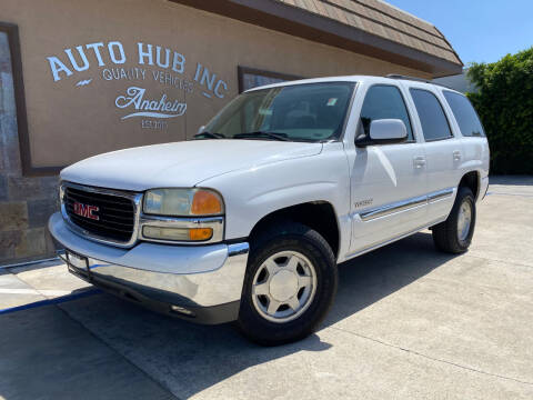 2004 GMC Yukon for sale at Auto Hub, Inc. in Anaheim CA