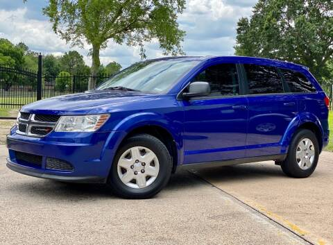 2012 Dodge Journey for sale at Texas Auto Corporation in Houston TX