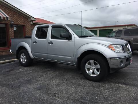 2010 Nissan Frontier for sale at Towell & Sons Auto Sales in Manila AR