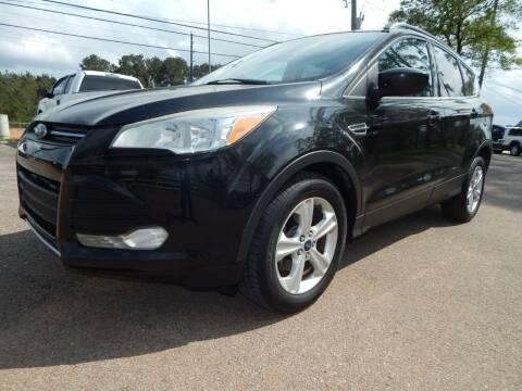 2014 Ford Escape for sale at Medford Motors Inc. in Magnolia TX