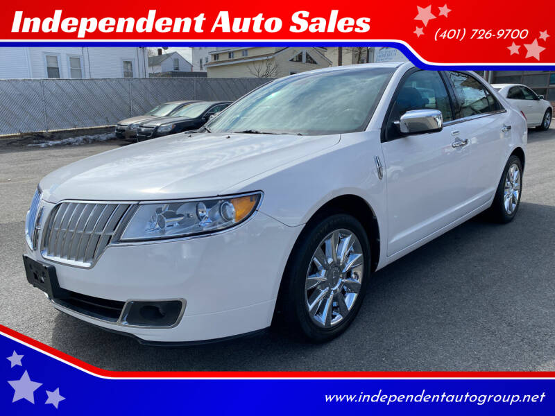 2012 Lincoln MKZ for sale at Independent Auto Sales in Pawtucket RI